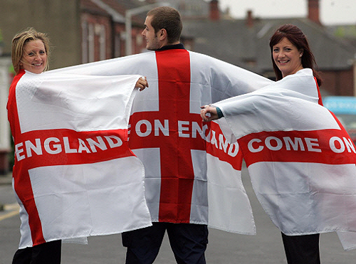Realistic Devon Fans Turn Their Back On England