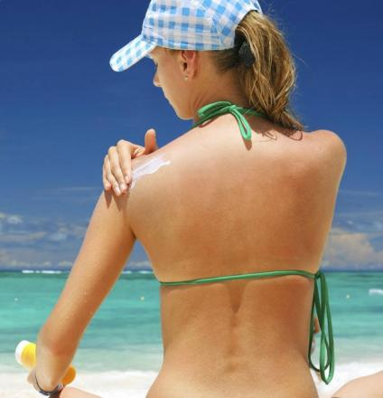 People in the South West are most likely to have been sun burnt in last 12 months