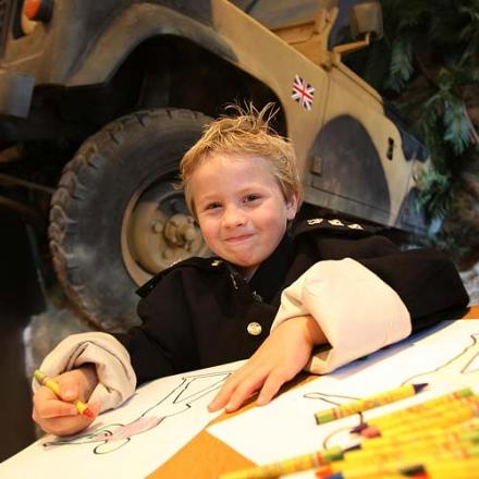 District council launches colouring competition