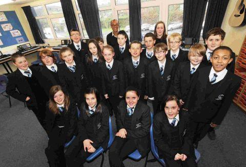 New music teacher at Cullompton Community College