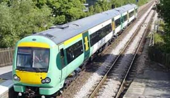 7.5m rail passengers on Southern for Olympics