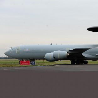 Six Boeing Sentry E3D aircraft are temporarily out of service as a precautionary measure, the RAF said