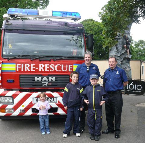 Fire Service to hold Open Day