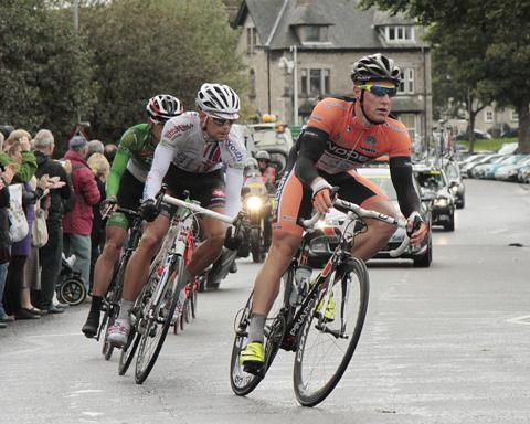 Tour of Britain cycle race comes to Tiverton