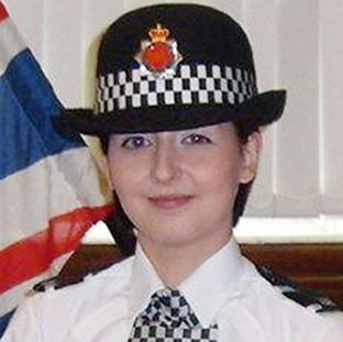 PC Nicola Hughes was killed in the line of duty while attending a 'routine incident' (Greater Manchester Police/PA)