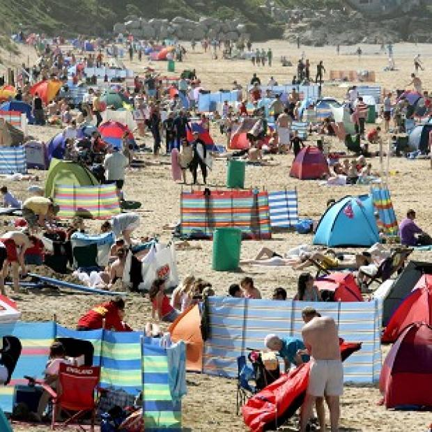 Many Newquay residents were angry that the town had lost its family-friendly reputation
