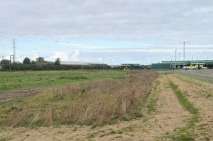 The factory site near Bridgwater
