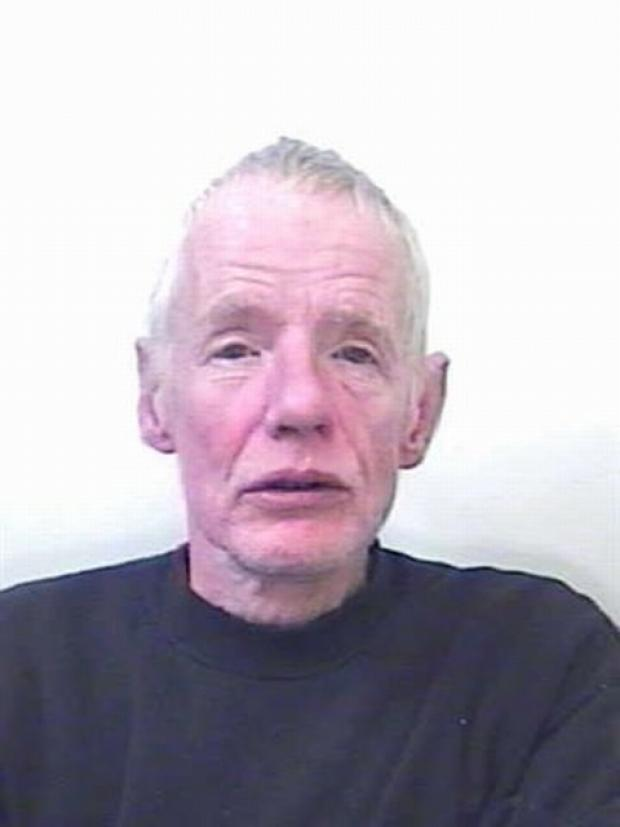 Devon and Cornwall seeking 61 year-old for recall to prison