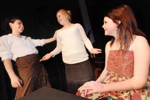 Tiverton High School's performance of 'A Mother's Voice' tomorrow