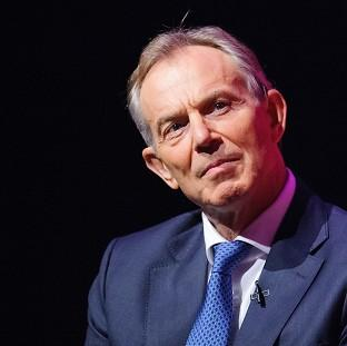 Tony Blair believes the rationale for a European Union is stronger now than at any time since its formation