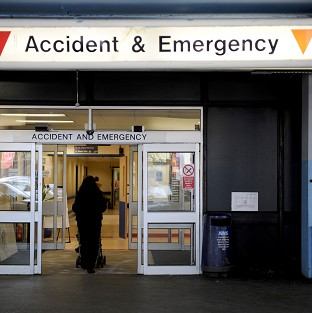 The number of patients waiting more than four hours in A and E has risen by 19 per cent in the last year, a report found