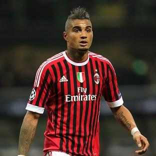 Kevin-Prince Boateng walked off the pitch after allegedly being racially abused