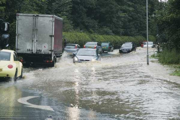 The Met Office has warned of further flooding across the Mid Devon region this weekend as heavy rain combines with melting snow