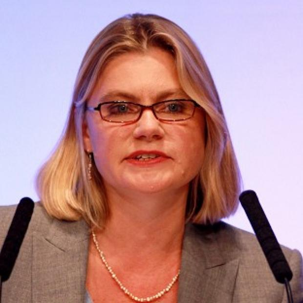 Justine Greening announced in November that the UK was halting new commitments to India