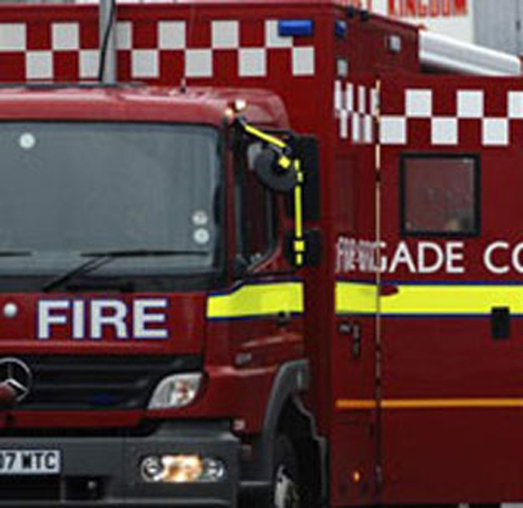 Firefighters attend two chimney fires in Devon
