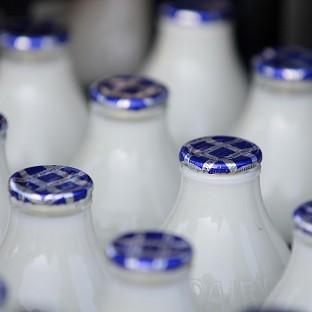 The price of a pint of milk has doubled from 20p 30 years ago to 46p today