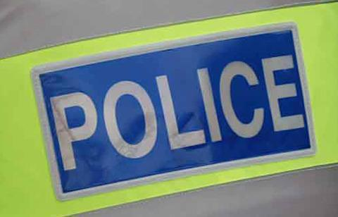 Car overturns following collision in Mid Devon