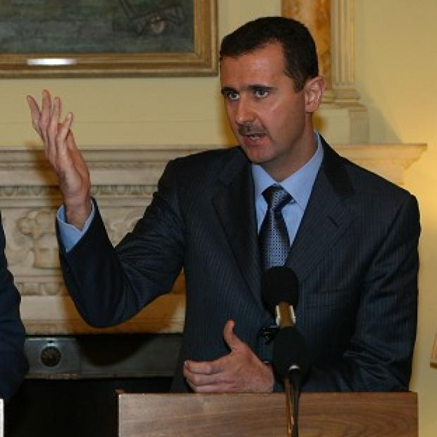 Bashar Assad has accused the British government of being 'naive, confused and unrealistic' in its approach to the conflict in Syria
