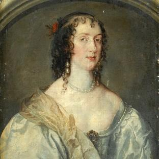 The portrait of Olivia Boteler Porter (Anthony Van Dyck/Your Paintings/The Bowes Museum/PA)