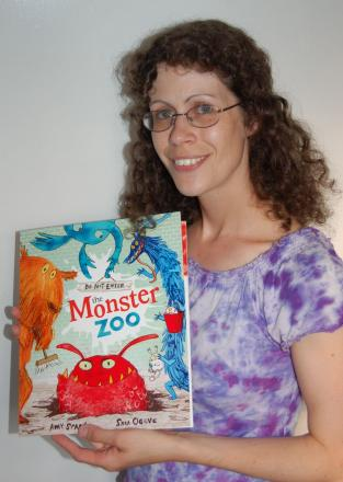 Further success for Tiverton author Amy