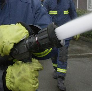 Firefighters are to strike in a row over pensions