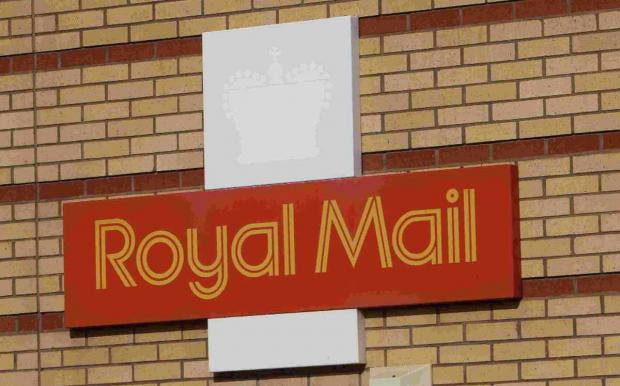 Changes to Royal Mail delivery route in Cullompton