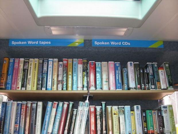 Mid Devon's mobile library service faces the axe