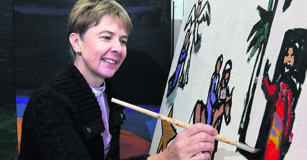 Challenge goes out to Devon's 'Third Age' artists