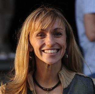 "Mid Devon Star: Michaela Strachan says she did not enjoy getting ""glammed up in a swimsuit"" for Splash!"