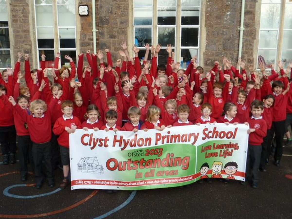School celebrates OFSTED hat-trick