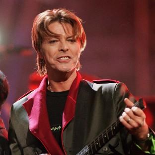 David Bowie has been nominated for two awards at this year's Brits