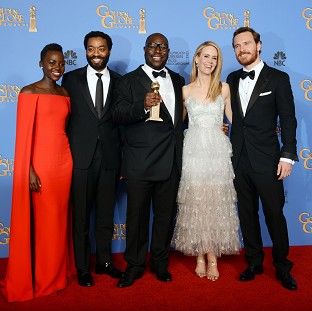 McQueen 'shock' at Globes triumph