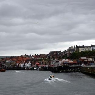 Whitby in North Yorkshi