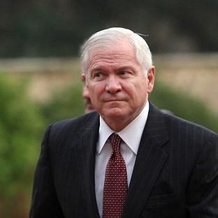 Former US defence secretary Robert Gates has hit out at cuts to the UK military budget