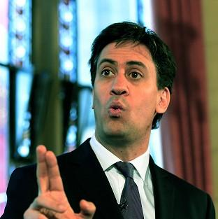 Ed Miliband's plan to reform the link between the two wi