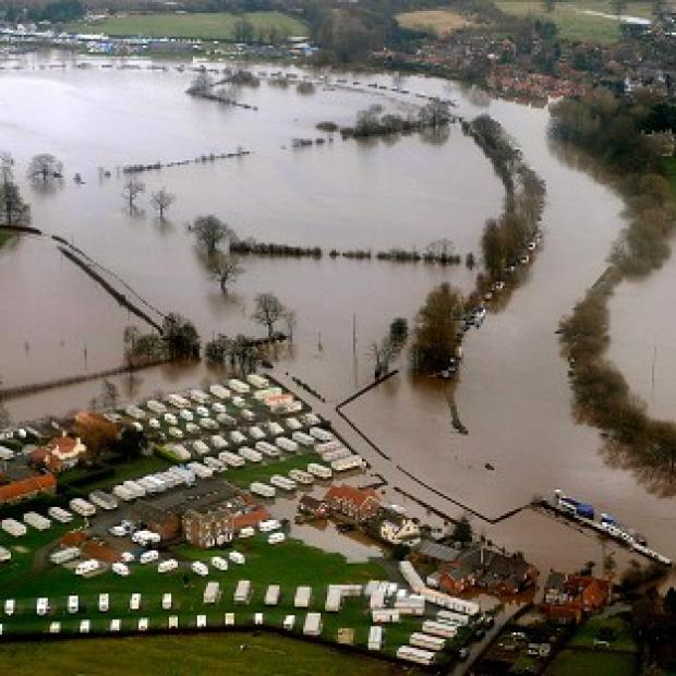 Mid Devon Star: With saturated ground, forecasters say the public should be aware of the likelihood of localised flooding