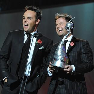 Mid Devon Star: Anthony McPartlin and Declan Donnelly are looking to capture another National Television Award