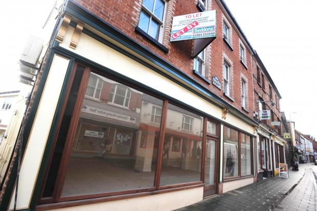 Plans revealed for new charity shop on Gold Street