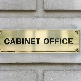 The Cabinet Office will be monitored over concerns about its r
