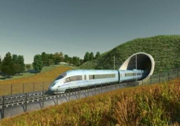Devon could be a 'big loser' from high-speed rail