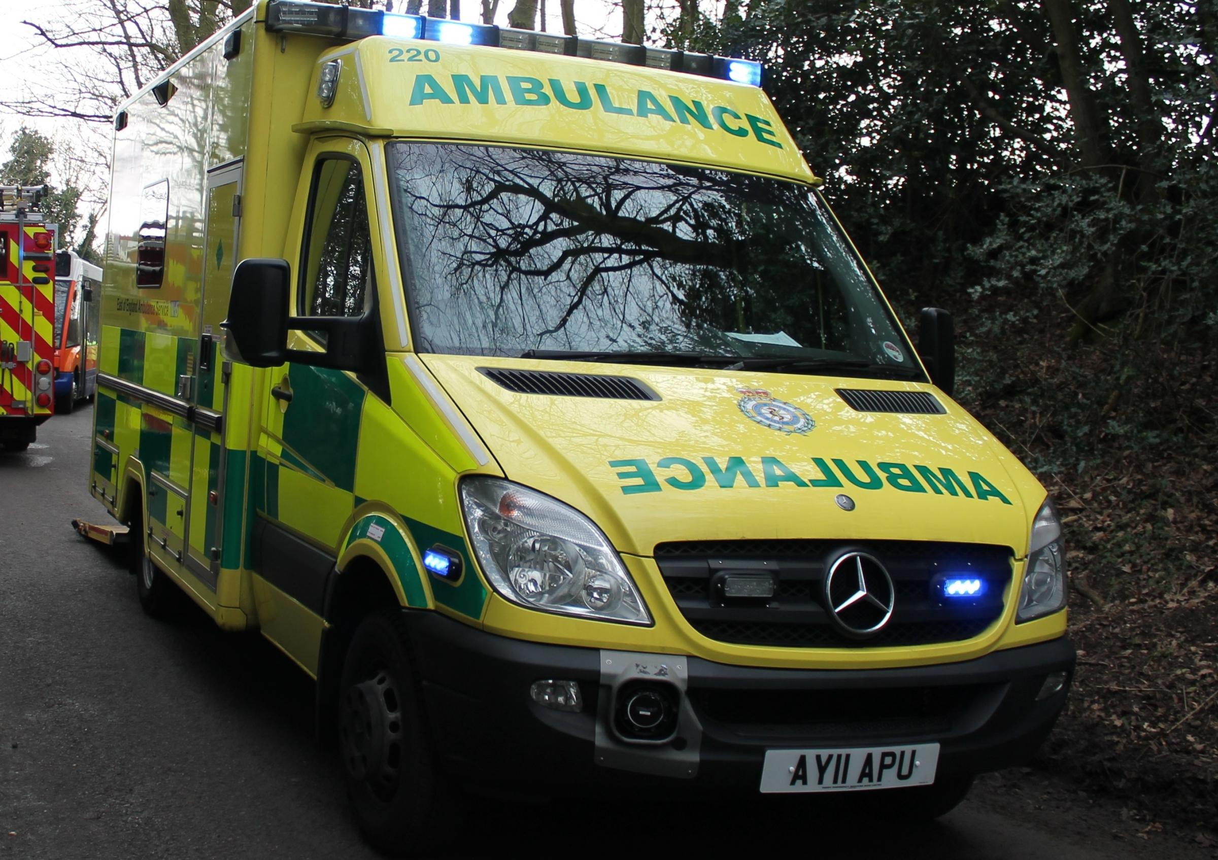 Attacks on ambulance staff on the increase