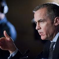 Mid Devon Star: Bank of England governor Mark Carney.