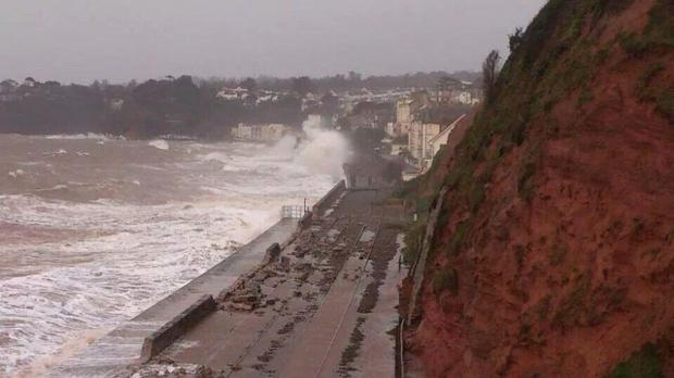 Severe flood warnings still in place for Devon