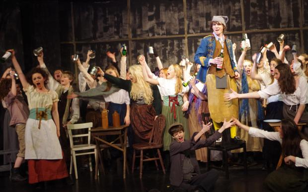 Mid Devon Star: School Les Miserables production a sell-out success