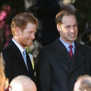 Mid Devon Star: Prince Harry and the Duke of Cambridge have reportedly gone hunting in Spain