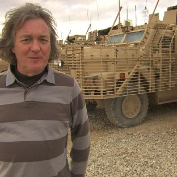 Mid Devon Star: Top Gear host James May hopes to convince BBC bosses to make a programme about First World War poets