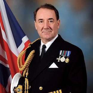 Admiral's plea for 'credible' Navy