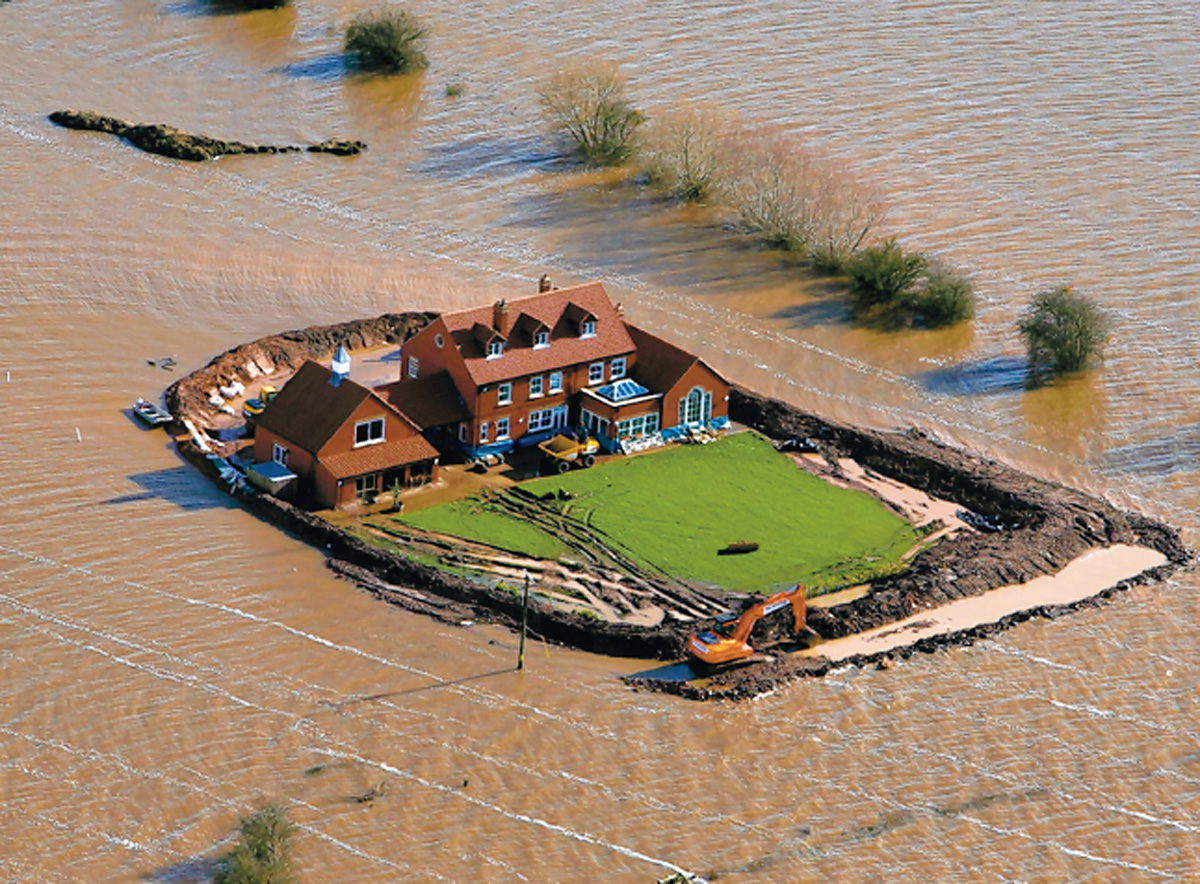 Somerset Moors and Levels flood surgery