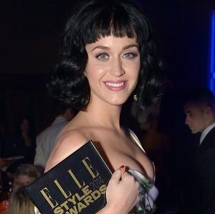 Mid Devon Star: US pop star Katy Perry has been crowned Woman Of The Year at the 2014 Elle Style Awards (AP)