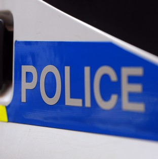 Two West Midlands Police officers are alleged to have left an abusive voicemail message